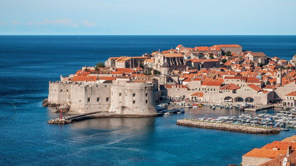 Zusammen verreisen: Dubrovnik, Kroatien