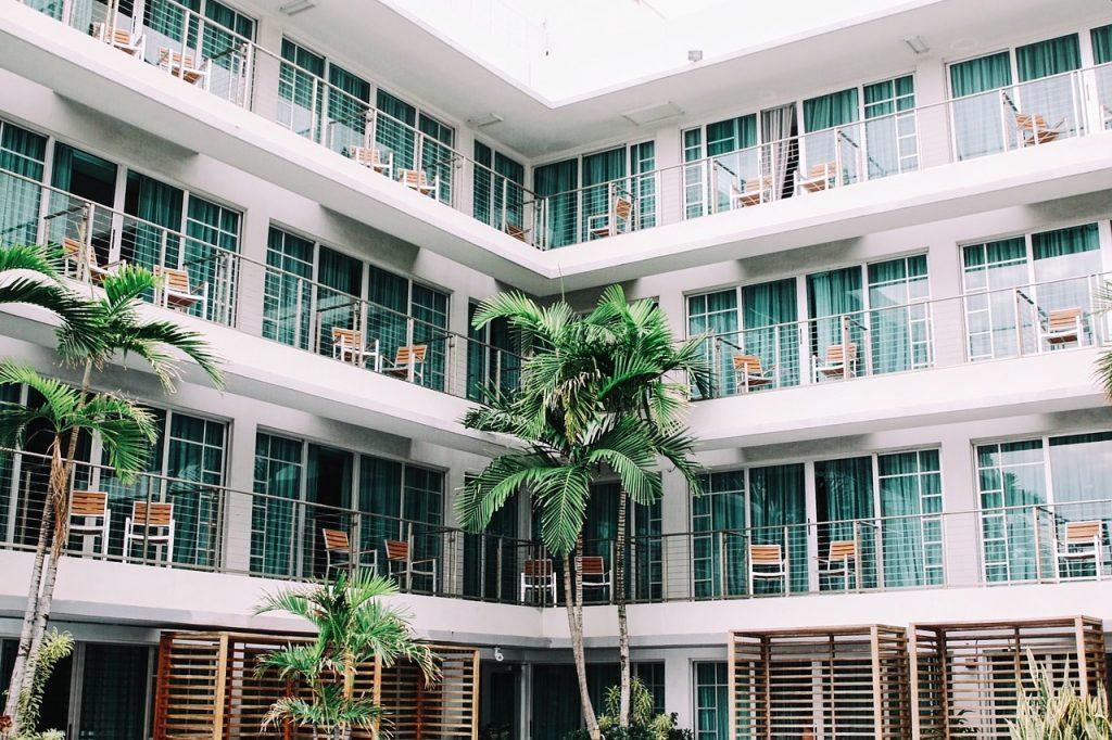 Richtig buchen Hotels