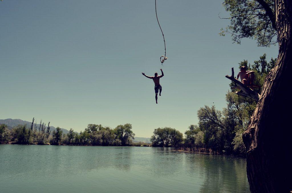 Zusammen mit Freunden ist der Spaß garantiert