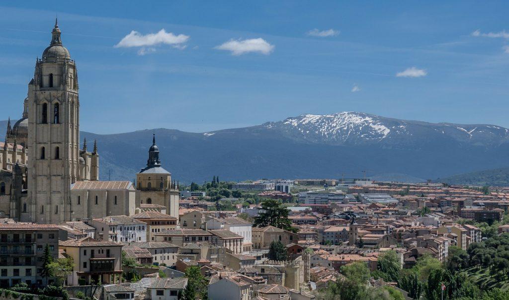 Zusammen verreisen: Madrid, Spanien