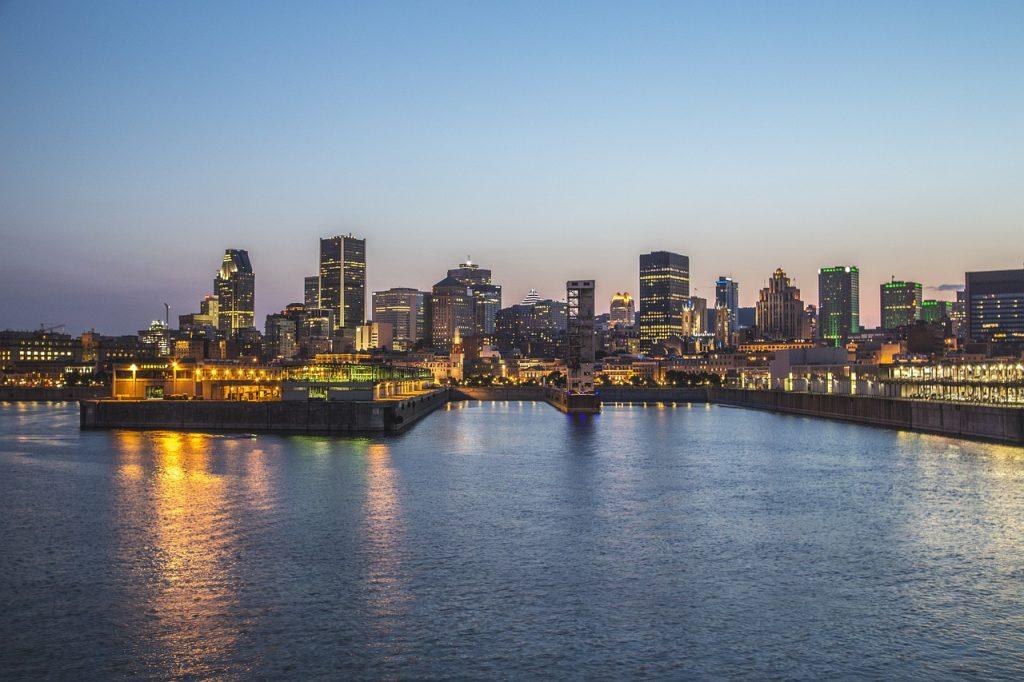 Zusammen verreisen: Montreal