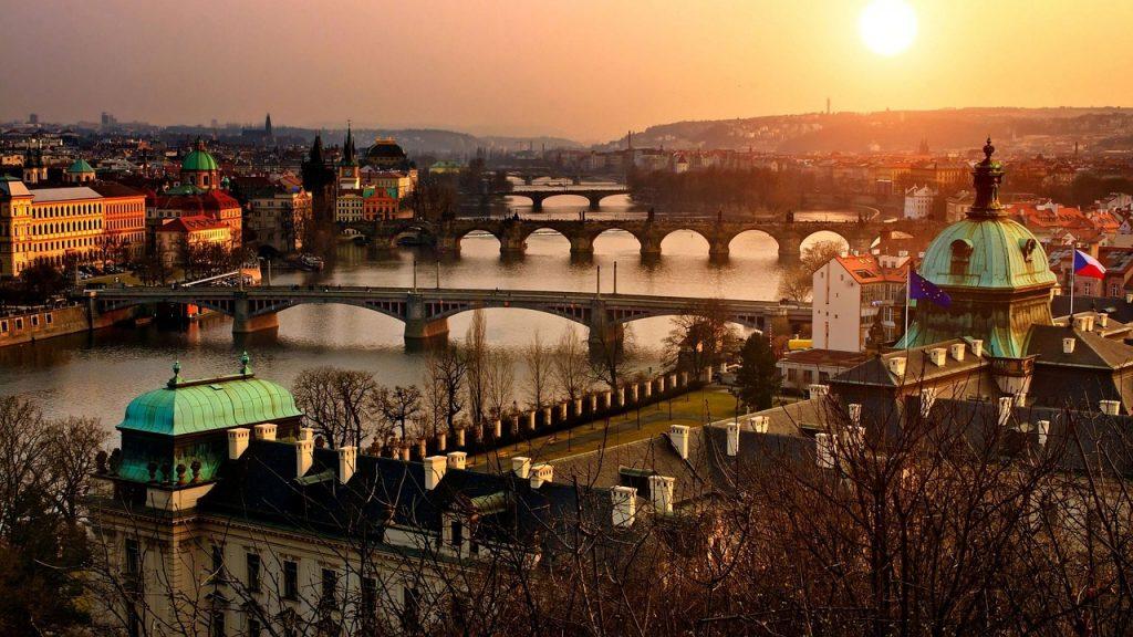 Ziel für Gruppenreisen: Prag