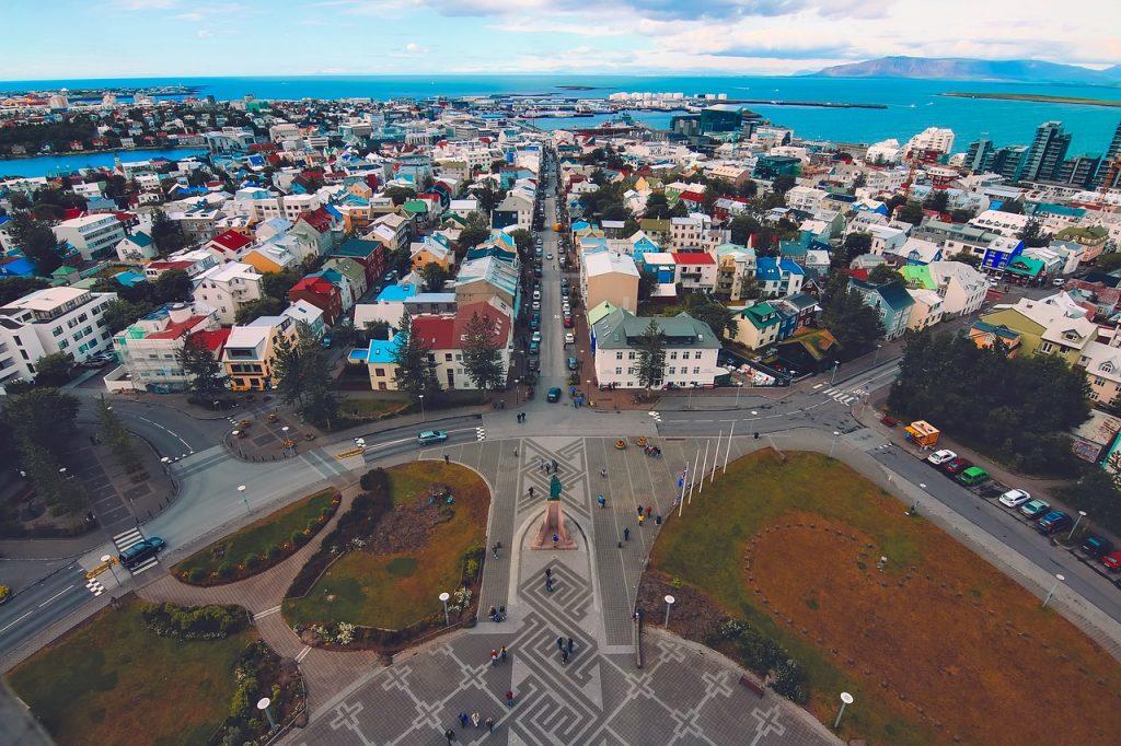 Zusammen verreisen: Reykjavic