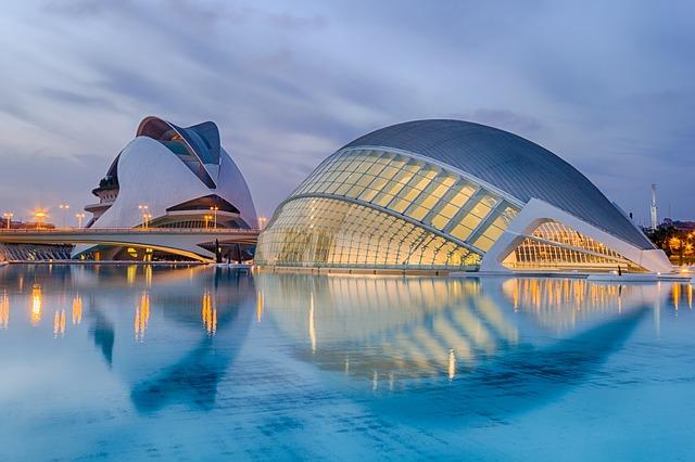 Valencia im März