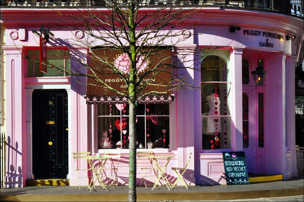 Peggy Porschen in London