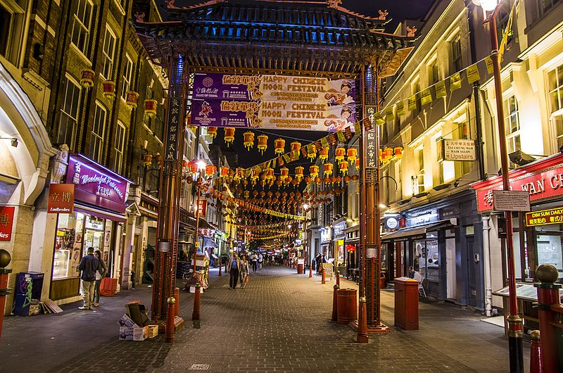 London Bucket List: Chinatown