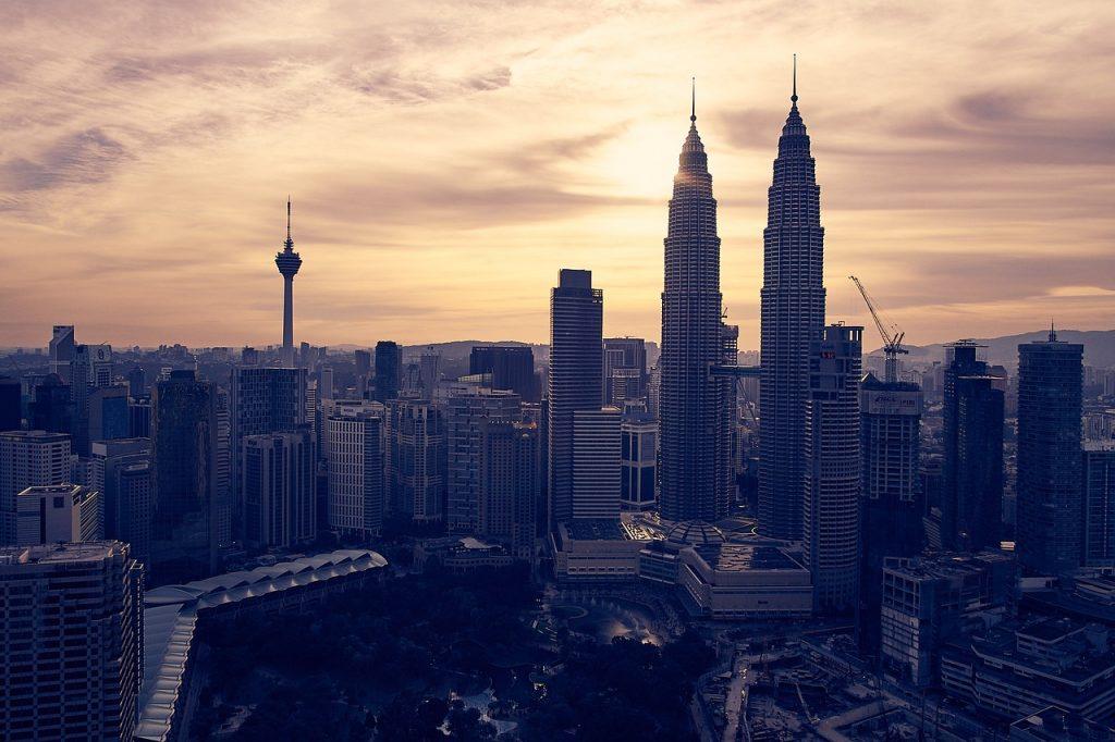 Kuala Lumpur ist die Hauptstadt Malaysias - Reiseziele im März
