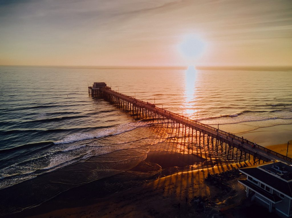 Reiseziele im April - Newport Beach