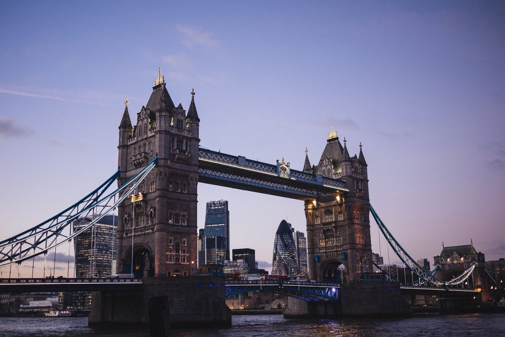 London Bucket List: Tower Bridge