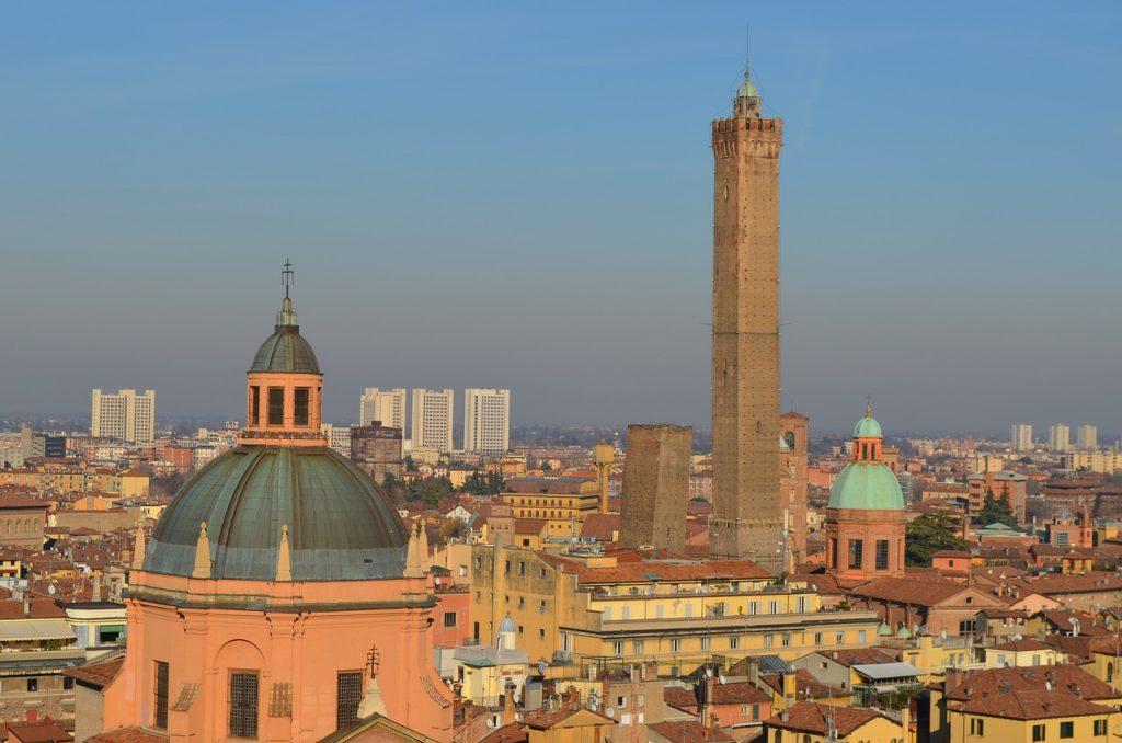 Reiseziele im Mai - Bologna