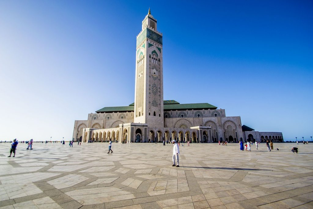 Reiseziele im Mai - Casablanca