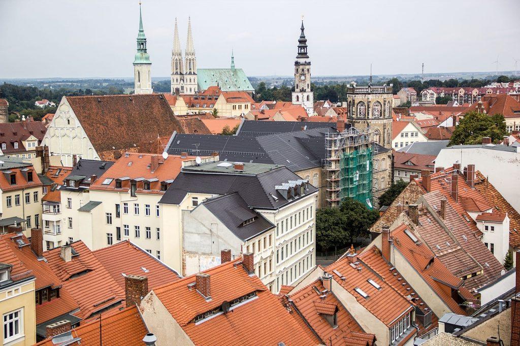 Reiseziele im Mai in Deutschland- Görlitz
