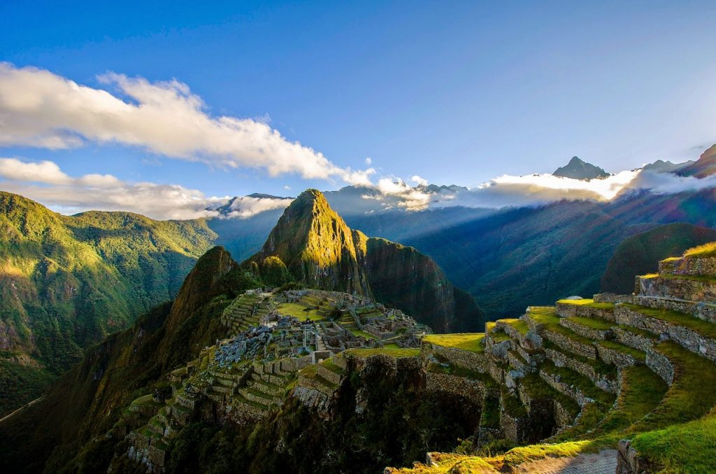 Reiseziele im Juni  - Machu Picchu