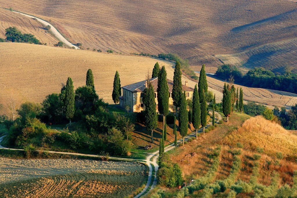 Reiseziele im Juni - Toskana