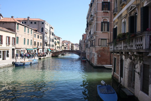 A walk through Cannaregio and the Jewish Ghetto will give you the feeling of local life.