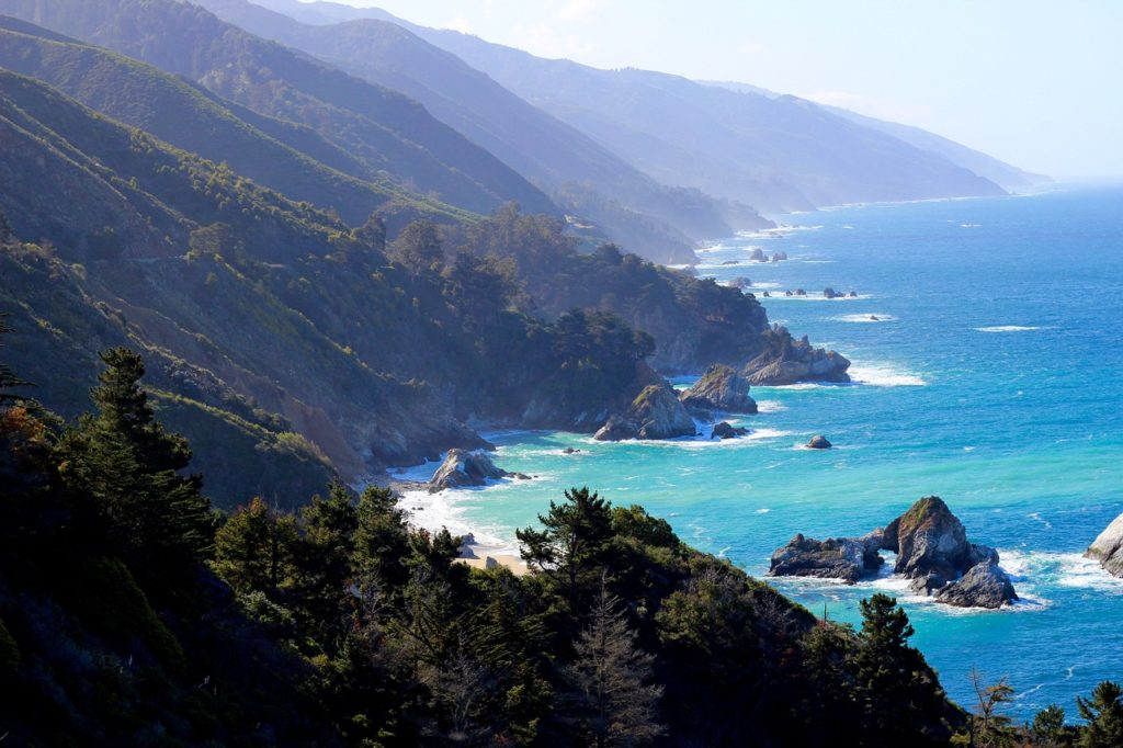 Big Sur is home to some of the most iconic stretches of coastline in California.