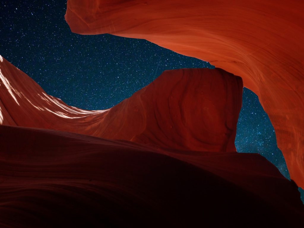 There are two types of tours you can do: the Lower Antelope Canyon and the Upper Antelope Canyon.