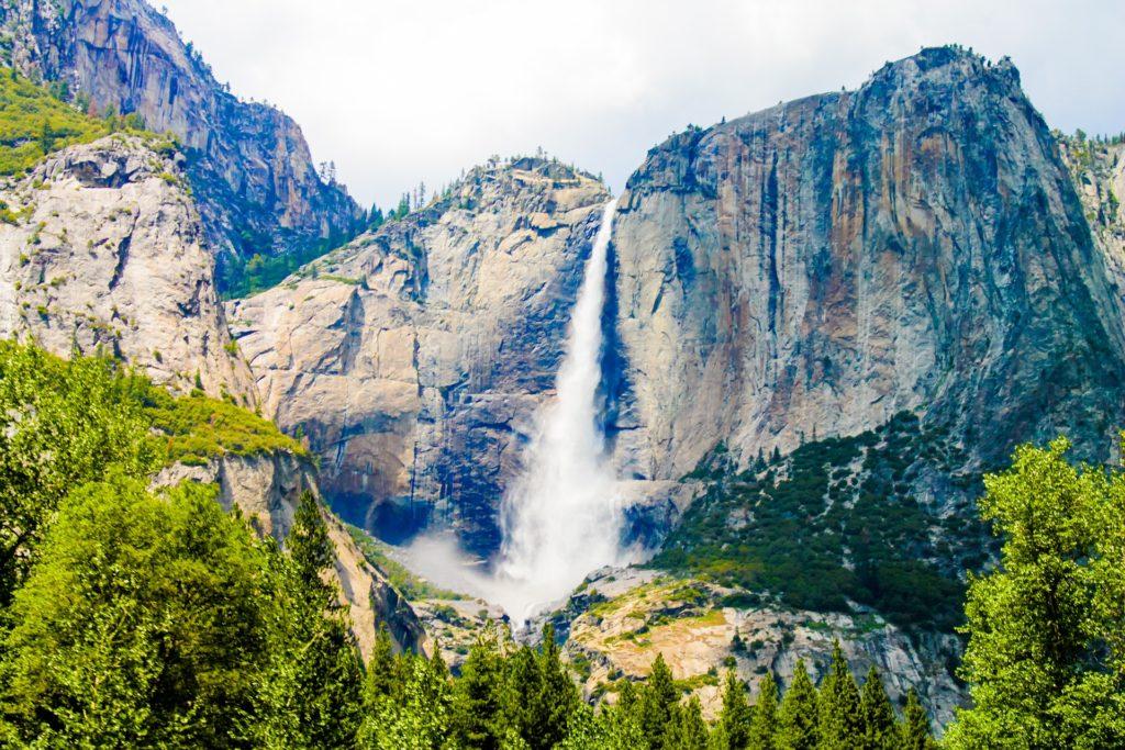 West of the USA - Yosemite