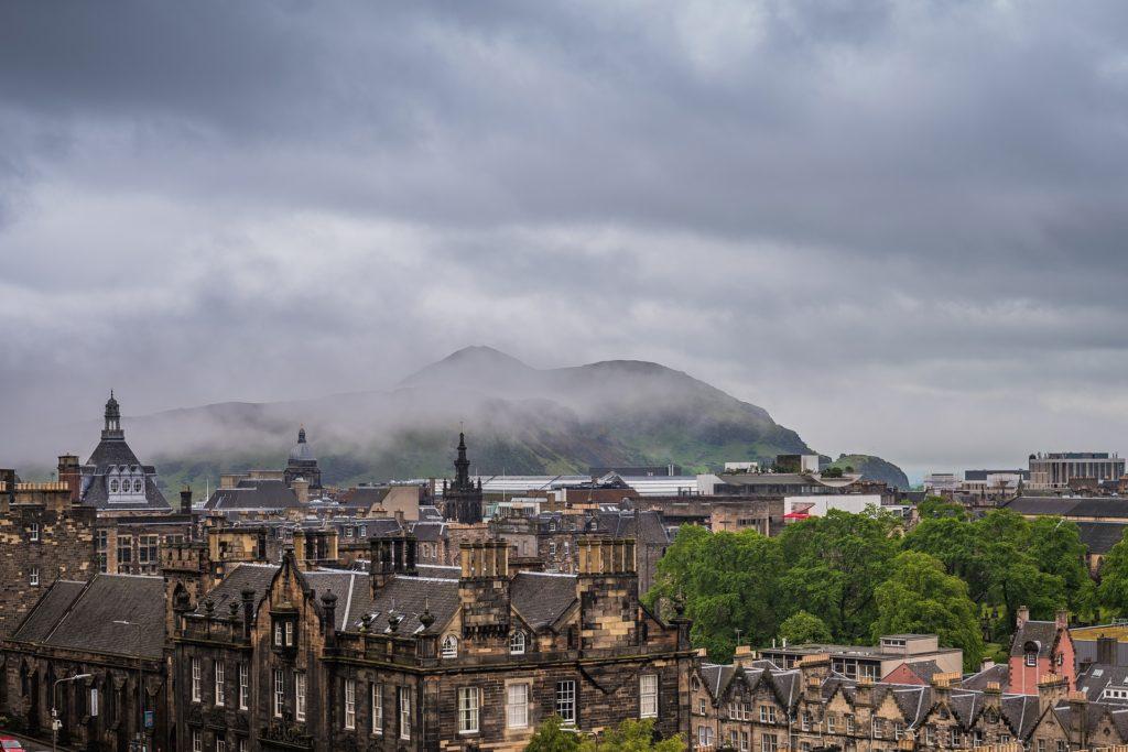 Cheap destinations in Europe: Edinburgh