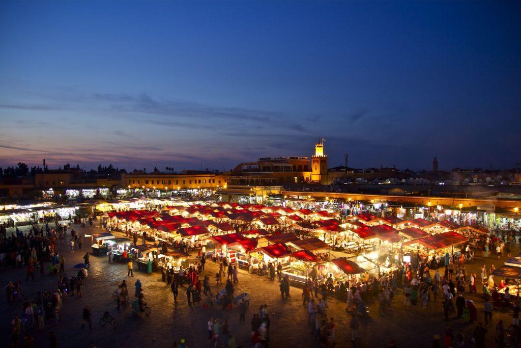 Cheap destinations in Europe: Marrakech