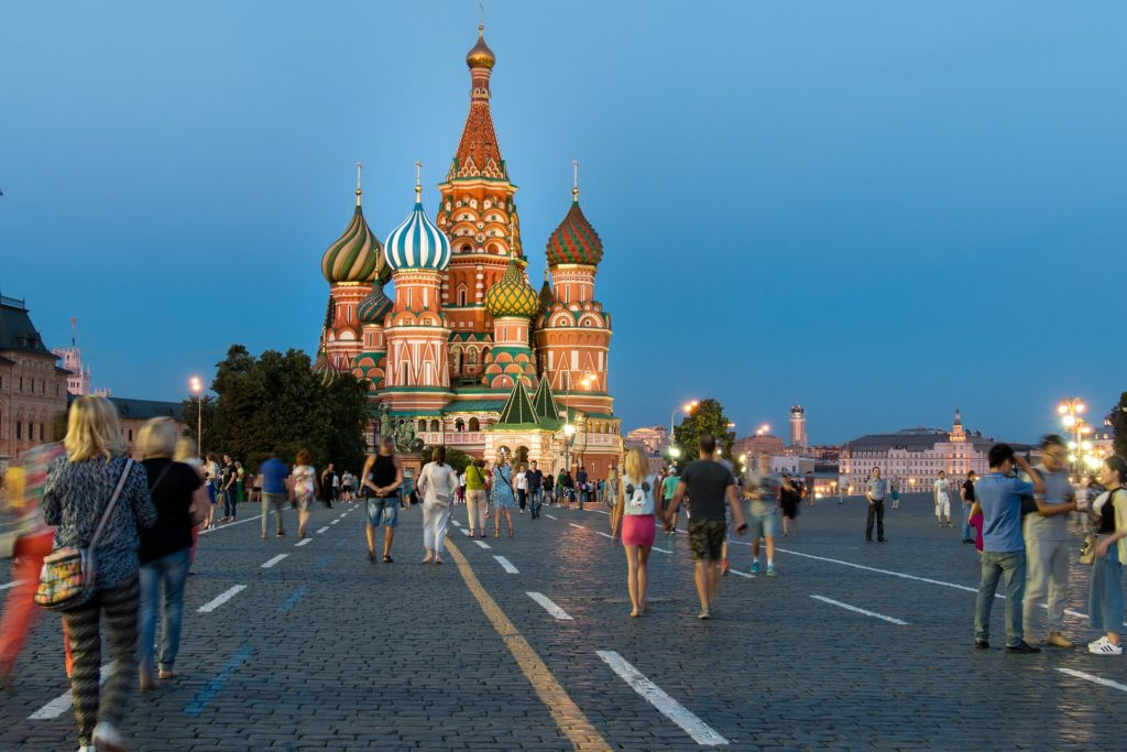 Cheap destinations in Europe: Moscow