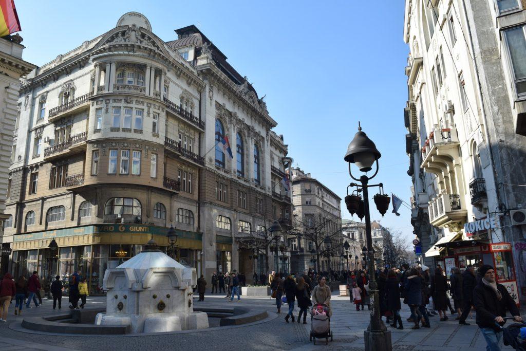Cheap destinations in Europe: Belgrade