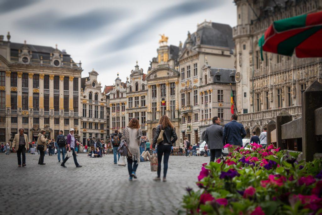 Short trips in Europe No. 3: Brussels, Belgium