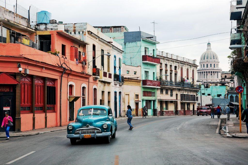 Best Christmas Destinations: Havanna, Kuba