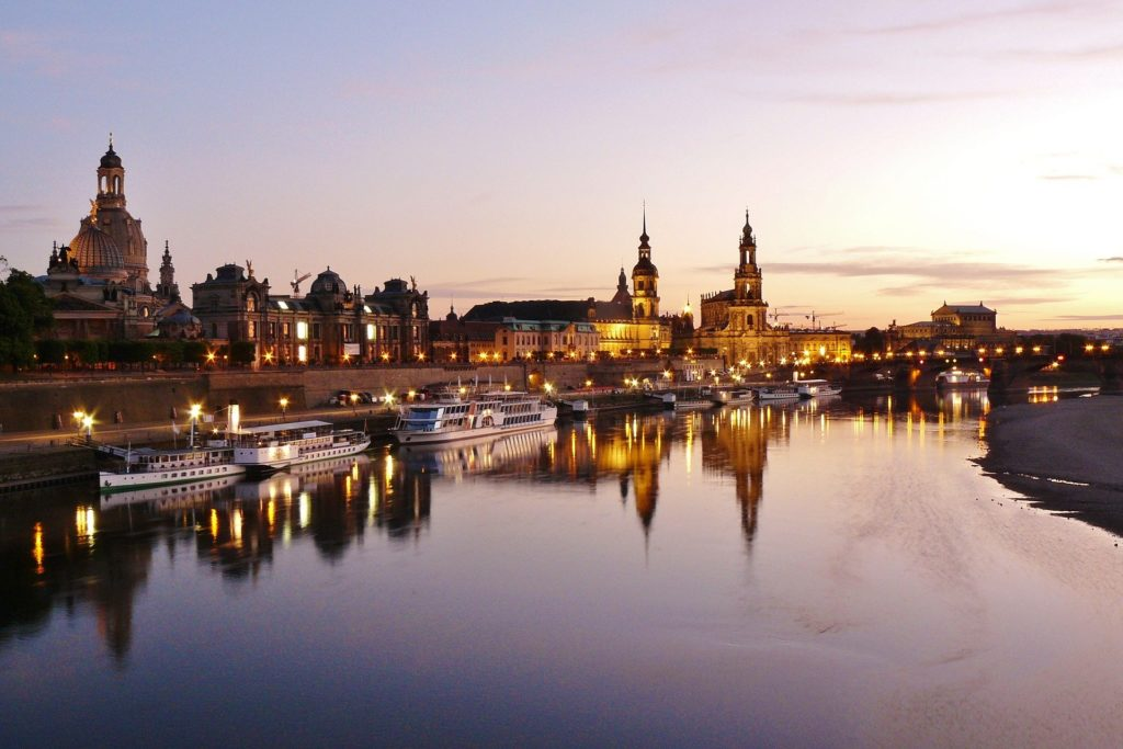 Short trips in Europe No. 7: Dresden, Germany