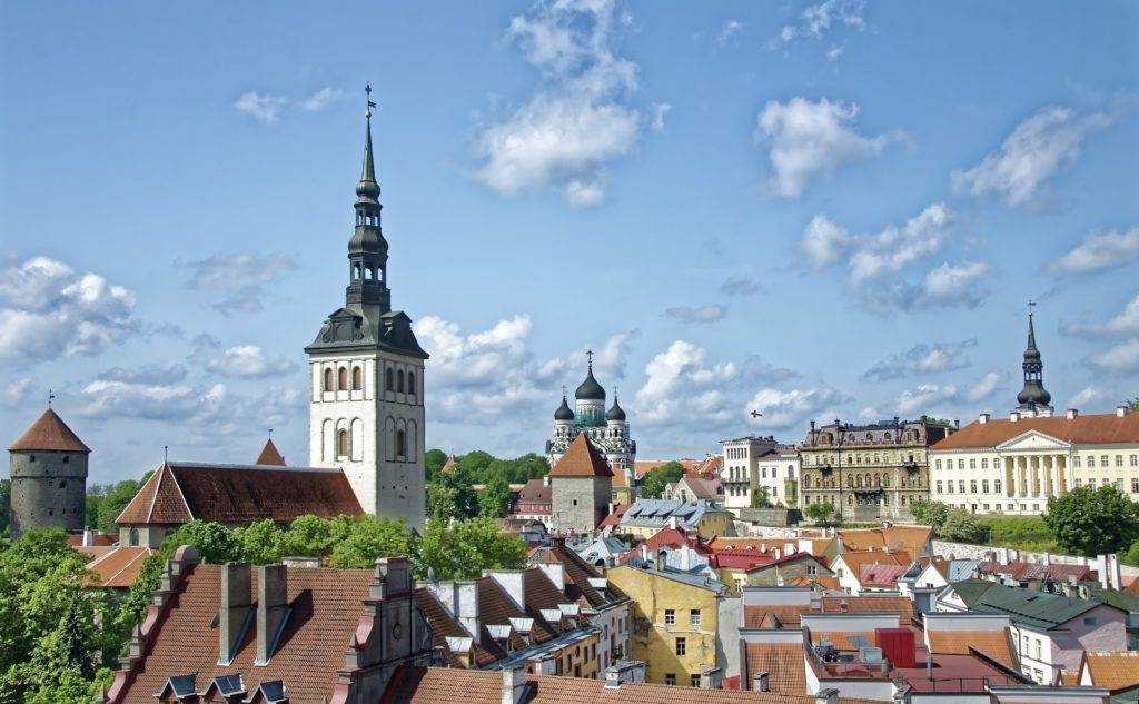 Short trips in Europe No. 1: Tallinn, Estonia