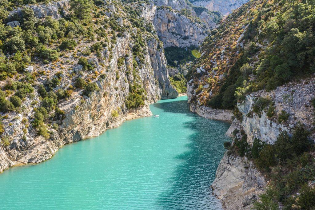 Short trips in Europe No. 7: Lac de Saint Croix, France