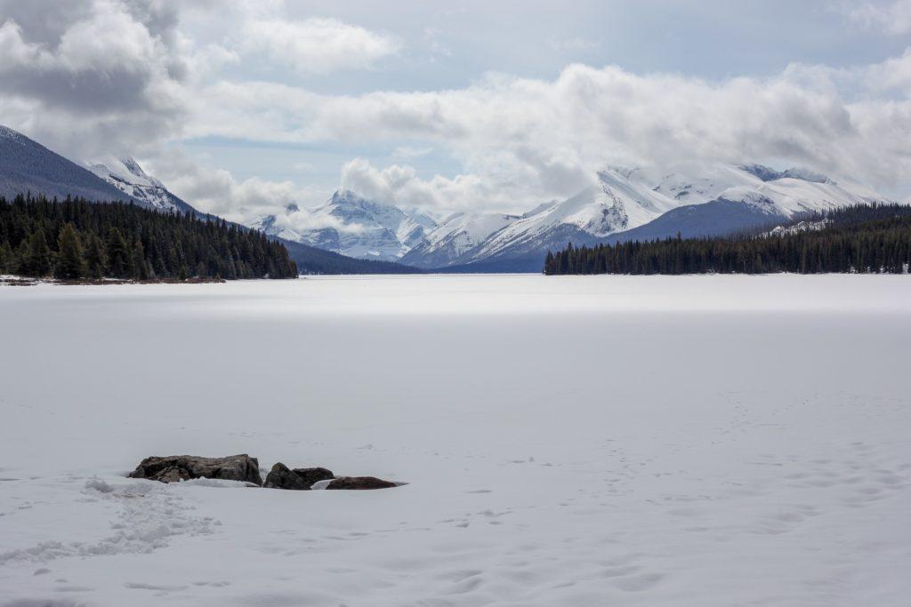 Best Christmas Destinations: Jasper Nationalpark, Canada