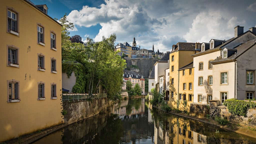 Short trips in Europe No. 6: Luxembourg, Luxembourg