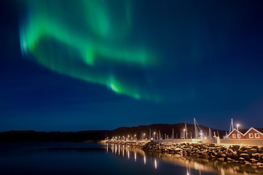 Best Christmas Destinations: Northern Lights in Norway