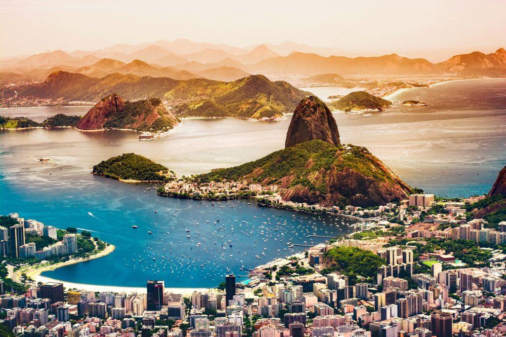 Best Christmas Destinations: Rio de Janeiro