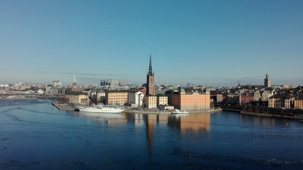 Short trips in Europe No. 2: Stockholm, Sweden